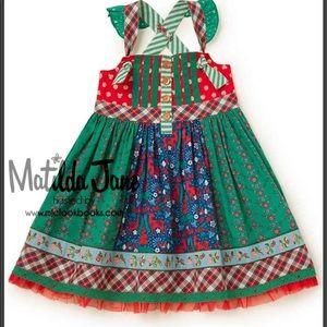 Matilda Jane Holly Days knot dress